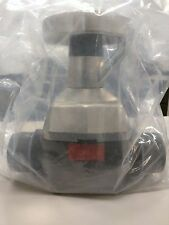 "Gemu 654050D30235E0-4Dtype 654 2"" High Purity Diaphragm Valve Pfa/Pvdf/Ptfe-Epdm"