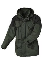 Pinewood Unisex Funktionsjacke Lappland Extrem, dunkelgrün/schwarz, XXL