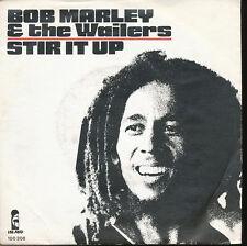 BOB MARLEY 45 TOURS HOLLANDE STIR IT UP