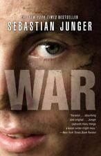 War by Sebastian Junger (2011, Paperback) what remote afghan outpost feels like