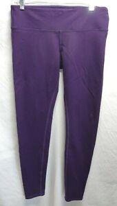 Womens Size L Purple Yoga Pants by Alo