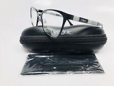 dde614fc6d6 New Authentic Vogue VO 3975 352 Black   Grey Eyeglasses 52mm w Case   Cloth