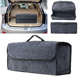 Multipurpose Storage Basket Truck SUV Car Trunk Cargo Organizer Bag Accessory