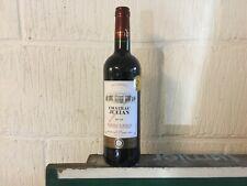 6 bouteilles Château Julian Bordeaux rouge Médaillé d'or  millésime 2019