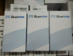 """New in box ZTE Blade Max 2s 32GB Android Factory Unlocked, 6"""" Display"""