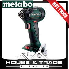 Metabo Cordless Impact Driver 18v SSD 18 LTX 200 BL 602396890