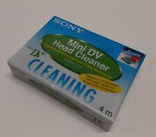 1 Sony Uk Mini Dv head cleaning tape for Sharp Nz8U Vlz1U Vlz3U Vlz7U camcorder