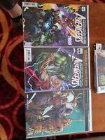Marvel comics The Avenger's Earth's Mightiest Heroes #10-21 full run w/ variants