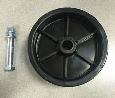 Replacement Caster Wheel for Marine Style Trailer Tongue Jacks