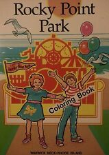 Authentic Rocky Point Park Coloring Books