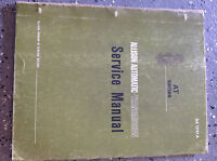 1969 1970 Detroit Diesel SERIES AT Allison Transmission Diesel Service Manual
