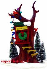 Dept. 56 Kids Tree House Retired Snow Village 51683
