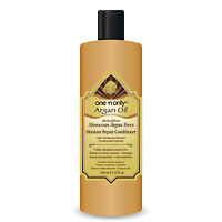 One 'N Only Argan Oil Moisture Repair Conditioner 12 oz / 350 ml Moroccan Argan