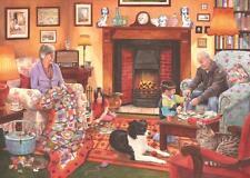 La House of Puzzles-Puzzle 1000 Pezzi-Serata Tranquilla in