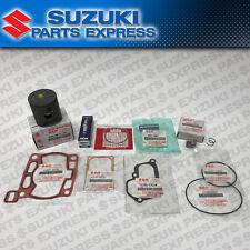 NEW 2004 - 2008 SUZUKI RM125 RM 125 COMPLETE OEM TOP END PISTON KIT W/ GASKETS
