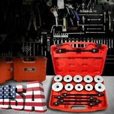 Universal Press and Pull Sleeve Remove Install Bushes Bearings Garage Tool Kit U