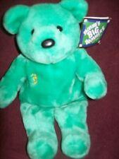 "Alex Rodriguez #3 Salvino's Big Bammer's Plush Teal Teddy Bear 15"" 2x"