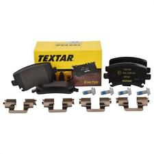 TEXTAR 2391401 Bremsbeläge Bremsbelagsatz hinten für VW