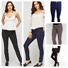 Ladies New Zara styling Woman Skinny Spandex Slim Twill Jeans Trouser 5 colours