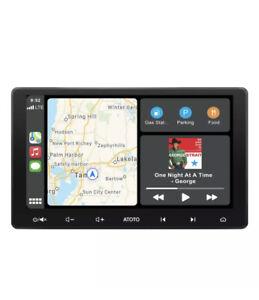 ATOTO F7 SE F7G211SE 10in in-Dash Video Receiver-Android Auto&CarPlay Connection