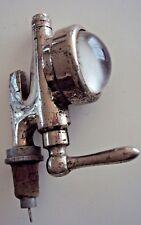 ancien doseur de bar en bronze chromé Optic Pearl gaskell chambers 815 gr
