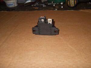 Bosch 12 Volt 75 Amp 12V 75A Power Relay 0 332 002 150 Substitute