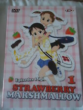 // NEUF ** Strawberry marshmallow, vol. 1 ** Sato Yakuya DVD MANGA