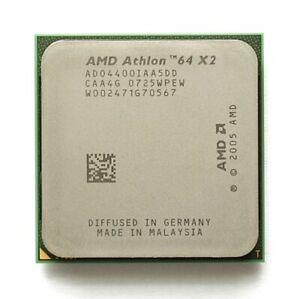 AMD ATHLON 64 X2 vari modelli TPD 89 65 45W core Brisbane / Windsor