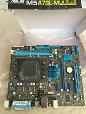Asus M5A78L-M LX PLUS AM3+ AMD Desktop Motherboard - 100% Working