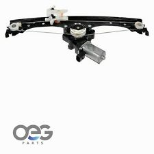 New Window Regulator and Motor Assembly For Fiat 500 12-14 Front Right