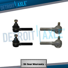 Front Inner and Outer Tie Rod Ends for Courier B2000 B1600 B1800