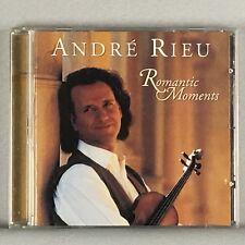 André Rieu – Romantic Moments - Orig Press - Used CD - VG+