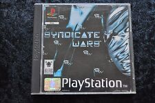 Syndicate Wars Playstation 1 PS1 Geen Manual