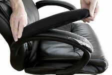"""Chair Armrest Covers Fit Armrest Pads from 13"""" to 18"""" Long. Set of 2."""