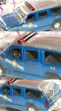 NEVADA STATE POLICE 1996 CHEVY SUBURBAN 1500 1:43 SCALE NWB