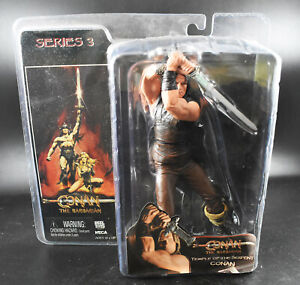 TEMPLE OF SERPENT CONAN The BARBARIAN 2009 REEL TOYS NECA Figure SERIES 3 Movie