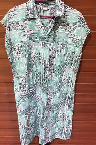 Vintage House Dress Size 10 Simply Basics Made In Australia