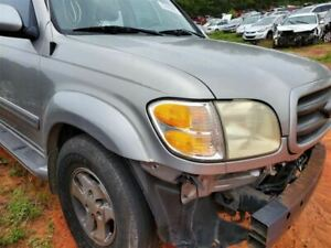 Passenger Right Front Spindle/Knuckle Fits 01-03 SEQUOIA 3828396