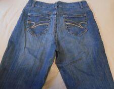 NINE WEST Vintage America Collection Boot cut Jeans Women's 8 STRETCH Soft *EUC