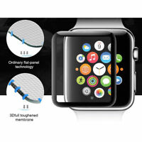 For Apple Watch Series 2/1 38mm42mm 9H Tempered Glass Screen Protector Film New