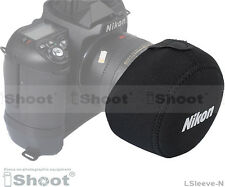 iShoot Front Sleeve/Cover/Bag/Case/Pouch/Hat/Cap Protector for Nikon 72mm Lens
