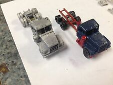 ULRICH COLLECTION 1/87  1960'S WHITE 4000  TRACTOR ALL METAL KIT