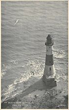 BR68430 beachy head lighthouse from the cliffs  uk  judges 717  real photo