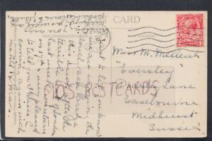 Genealogy Postcard - Mellersh -Dodsley Lane, Easebourne, Midhurst, Sussex RF7269