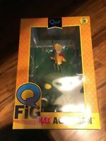 QMx Exclusive Aquaman and Cthulhu Q-Fig Max Figurine SDCC 2016 Exclusive NEW