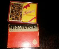 Set of 2 vintage sets of playing cards.