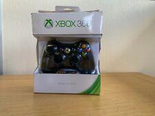 Genuine Microsoft Xbox 360 Wireless Controller Gamepad - Black