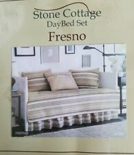 Stone Cottage FRESNO Quilted Twin 5pc Day Bed Set