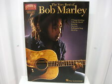 Bob Marley The Very Best of Strum It Guitar Sheet Music Song Book Songbook