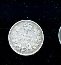 1904 Canada 5 Cents  DCD577